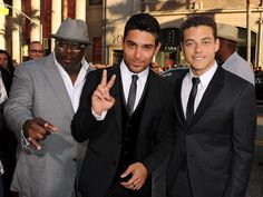 """Rami Malek Photos: Premiere Of Universal Pictures' """"Larry Crowne"""" - Red Carpet"""