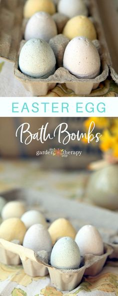 Easter Egg Bath Bomb