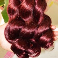 Burgundy bossy wave  Shop online (link in bio)TAG your friends who might need hair.  http://ift.tt/18ThqYk  Coupon Code: spicyhair to get $3 OFF  OR DM/text/email to request an invoice  WhatsApp/Viber/wechat :8618825162874 Kik:spicyhairsunny  Skype: spicyhair01  Email: sunny@spicyhair.com  ORIGINS WE CARRY  Brazilian Peruvian Malaysian Indian Cambodian Mongolian etc TEXTURES WE CARRY Straight Body WaveLoose WaveDeep WaveNatural WaveKinky Curly etc…