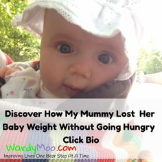Discover how my mummy lost her baby weight without going hungry