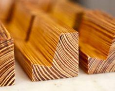 Select Grain - Reclaimed Wood Business Card Holder