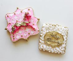 Decorated cookies for so many occasions custom shortbread Custom Cookies, Shortbread Cookies, Decorated Cookies, Cakes And More, Cookie Decorating, Desserts, Tailgate Desserts, Deserts, Spritz Cookies