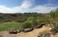 Lookout Mountain Golf, Scottsdale Arizona