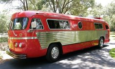 1947 Flxible Starliner Custom Motorhome