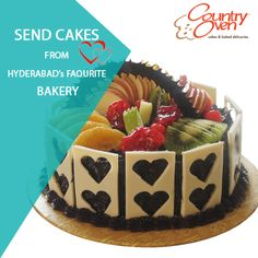 Hyderabadi's loves to surprise! We can help you doing so, visit us!	http://www.countryoven.in