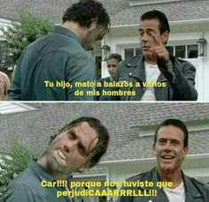 Memes de the walking dead