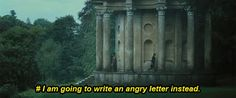 """ Fitzwilliam Darcy's inner struggles: 33/? (first) previous / next """