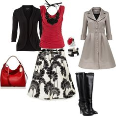 Cute Outfit Ideas with Boots   visit polyvore com