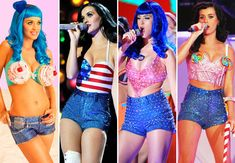Katy Perry Iconic outfits