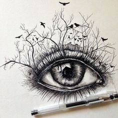 Just Some Amazing Hipster Drawing Ideas (40 Of It) - Bored Art