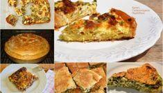 Μαραθόπιτες Κρήτης - cretangastronomy.gr Greek Recipes, Dessert Recipes, Desserts, Quiche, French Toast, Breakfast, Food, Buns, Tailgate Desserts