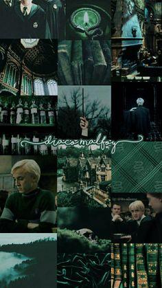 Draco Malfoy aesthetic