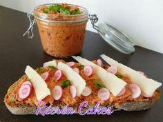 Tartine de chorizo sur pain de campagne bio