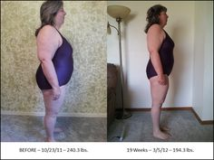 19-weeks on Isagenix