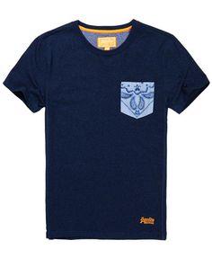 Superdry Festival Pocket T-shirt