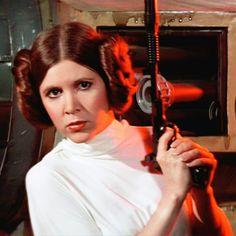Princess Leia Costume - Star Wars