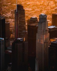 Los Angeles, California by Dylan Schwartz - California Feelings