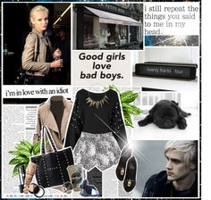 """""""My beloved monster and me We go everywhere together"""" by aniael on Polyvore"""