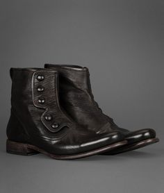Bowery Button Boot $798.00 thestylecure.com