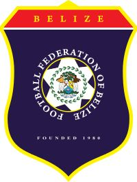 1980, Football Federation of Belize, Belmopan Belize #Belize (L2797)