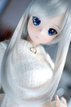 Smart Doll Chitose Shirasawa by 5777Hiroq