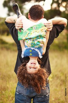 Ser pai é brincar com os filhos