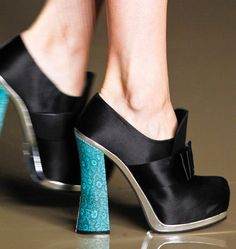 Fashion Week Shoes: Miu Miu Fall 2012 ($500-5000) - Svpply