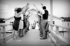 Weddings at Travis Pointe Waterfront Lake Norman NC