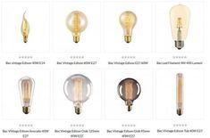 5 stiluri de iluminat unde un bec Edison este actor principal