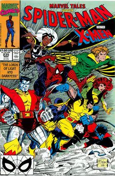 The Unpublished X-Men: Marvel Team-Up