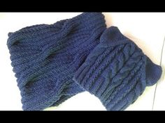Снуд спицами. Часть 1. - YouTube Knitting Videos, Knit Patterns, Crochet, Cowl, Youtube, Fashion, Dots, Tejidos, Weaving