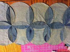 Free Patterns Denim Quilt