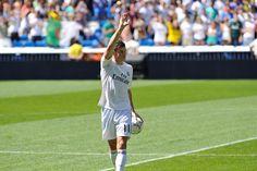 Gareth Bale presented as Real Madrid