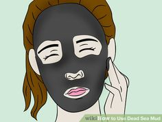 Image titled Use Dead Sea Mud Step 2 Dead Sea Mud, Skin Mask, Make Beauty, Image Title, Hair Hacks, Face And Body, Being Used, Sensitive Skin, Masks