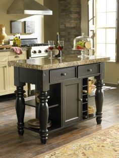 Hanover Kitchen Island Dining Rooms Havertys Furniture