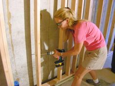 Just like your favorite picture, a finished basement requires a solid frame in order to keep the walls preserved. Here are a few tips for framing basement walls.