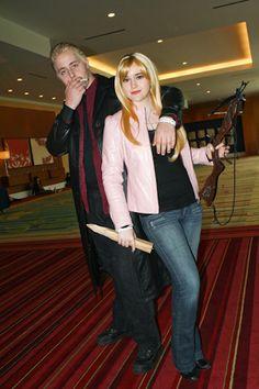 Buffy the Vampire Slayer Cosplay #NecroticNymph