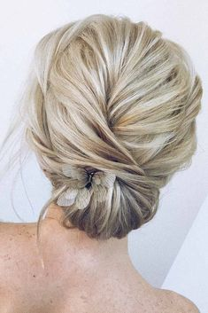 Soft Low Bun Wit Accessories #mediumhairstyles #updos #easyupdos  ❤️ Updo hairstyles can be boho and romantic or classy and formal. Explore easy step by step tutorials for long and short hair. ❤️ See more:  #lovehairstyles #hair #hairstyles #haircutsUpdo hairstyles can be boho and romantic or classy and formal. Explore easy step by step tutorials for long and short hair.