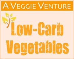 Carb count in veggies and recipes
