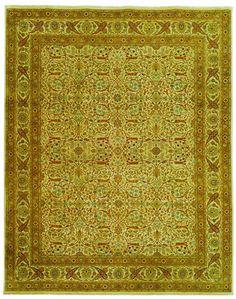 Safavieh Haj Jalili Traditional Indoorarea Rug Ivory / Ivory