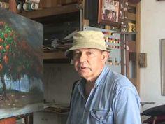 Sección de 2da Parte: Fundamentos de la Pintura al Oleo