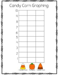 Candy Corn Math Acti