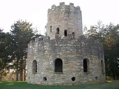 4. Eagle Point Park: Located in Clinton, Iowa, this stout castle lookout is the perfect spot for bird watching or picnicking. Just make sure not to be too loud, or you will wake the sleeping dragon that lives nearby.
