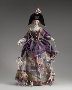 A wonderment; an interview with doll sculptor-painter, Nancy Wiley - part II - New York doll collecting   Examiner.com