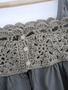 robe granny Tutus For Girls, Girls Dresses, Crochet For Kids, Knit Crochet, Crochet Capas, Crochet Baby Clothes, Baby Knitting Patterns, Knits, Dress Skirt
