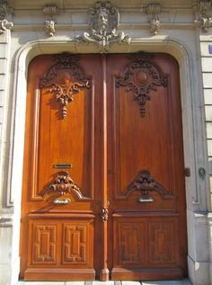 Windows And Doors, Front Doors, Classic Home Decor, Main Door, Doorway, Entrance, House Design, Architecture, Gates