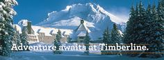 Timberline Lodge on Mt. Hood in Oregon: sbrock217 notes that this is my favorite vacation spot or place I have traveled to amid the many places I have enjoyed.
