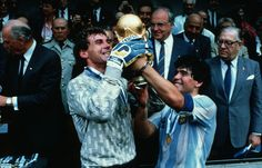 MEX: World Cup Final 1986 - Argentina v Germany