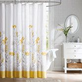 Found it at Wayfair - Harbor House Meadow Cotton Shower Curtain