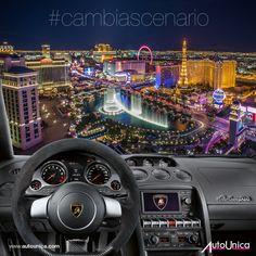 Cambia scenario: un viaggio a Las Vegas, la città dalle mille luci in cui tutto è concesso, va fatto con un'auto unica!